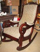 Victorian Walnut Chair