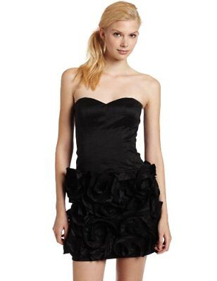 "New $200 Max and Cleo ""Cassie"" Party Dress sz 6 Black"