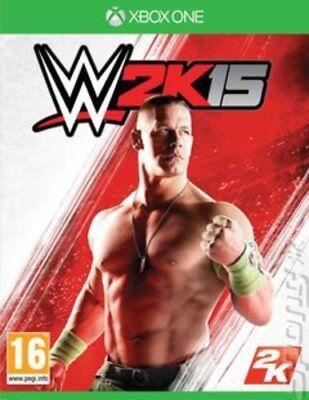 WWE 2K15 (Xbox One) VideoGames