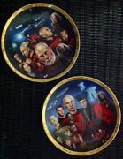 Star Trek Next Generation Plate