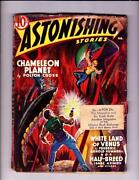 Astonishing Stories
