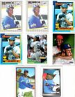 Ken Griffey Jr Rookie Baseball Card Lots