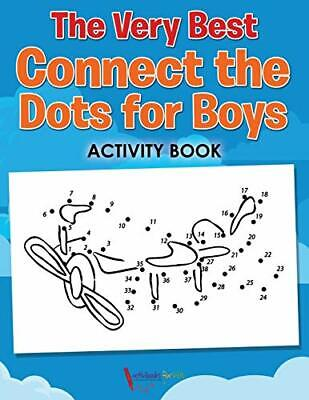 The Very Best Connect the Dots for Boys Activity Book, Kids, (Best Bible For Boys)