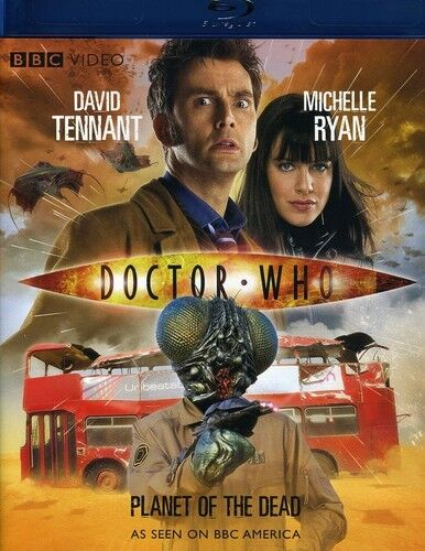 Doctor Who: Planet of the Dead (2009, REGION A Blu-ray New) BLU-RAY/WS