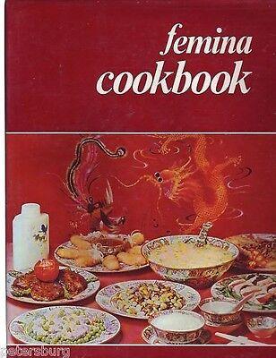 Femina Cookbook Oriental Recipes book - Oriental Recipes
