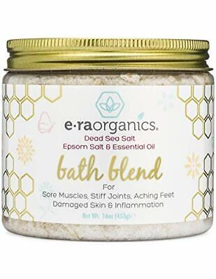 Essential Oils Bath Salt - Relaxing Bath Salts & Essential Oils