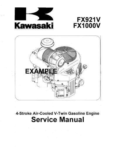 Kawasaki engine manual fd620 on