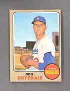 1968 Don Drysdale