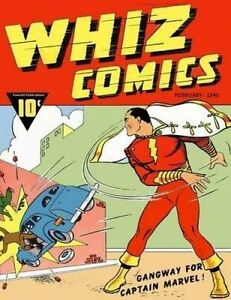 Whiz Comics #2: Starring Captain Marvel by Publications, Fswecett -Paperback