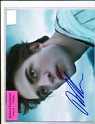 Robert Pattinson Autograph