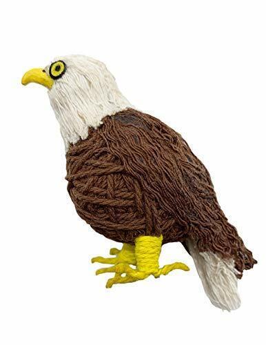 Kamibashi Ellis The Eagle Original String Doll Gang Keychain Clip