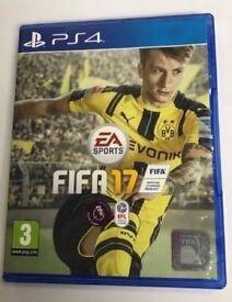 FIFA 17 SONY PLAYTATION 4 PS4
