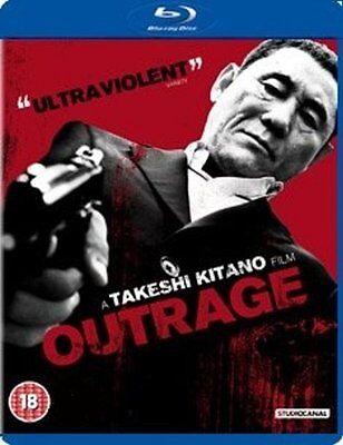 Outrage [Blu-ray] [DVD][Region 2]