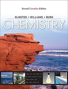 Chemistry, 2nd Canadian Edition-by Olmsted, Williams, Burk
