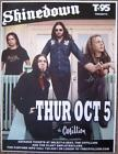 Shinedown Poster