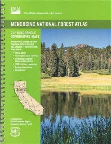 Mendocino National Forest Atlas