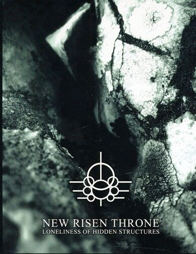 New Risen Throne - Loneliness of Hidden Structures [New CD]