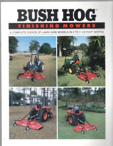Bush Hog Finish Mower | eBay