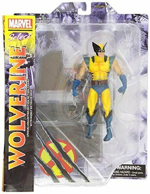 Marvel Select: Wolverine Action Figure for sale  Shipping to India