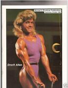 Women's Muscle Magazines