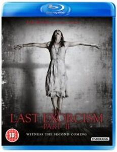 The Last Exorcism Part II (Blu-ray, 2013)