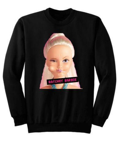 Barbie Sweatshirt Ebay
