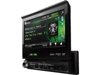 Pioneer AVH-p6300bt single din/double din headunit