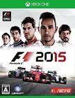 Racing Region Free F1 2015 Video Games