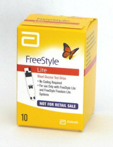 buy freestyle lite test strips