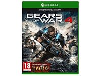 GEARS OF WAR 4 GAME FOR THE XBOX ONE - TO SWAP OR SELL (PLEASE READ DESCRIPTION)
