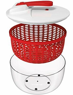 Vremi VRM020269N Salad-Spinners, Red