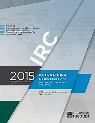 2015 International Residential Code for One- and Two-Family Dwellings