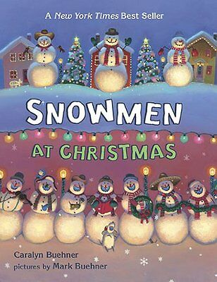 Snowmen at Christmas by Caralyn Buehner  ()