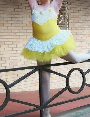 Be Wicked (BW2369) Ballet Costume ~ Size XL Child