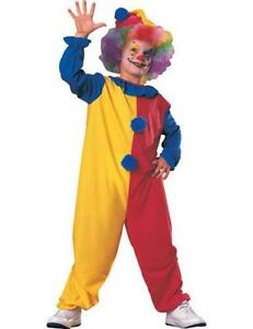 Clown costume ebay kids clown costumes solutioingenieria Images