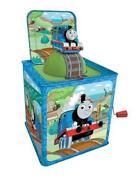 Thomas The Tank Engine Toy Box