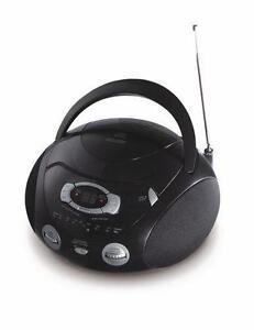 """""""Boom box"""" Lecteur de CD avec radio AM / FM ONN ( ONNKS-818 )"""