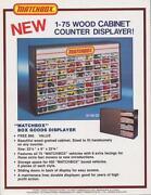 Matchbox Display