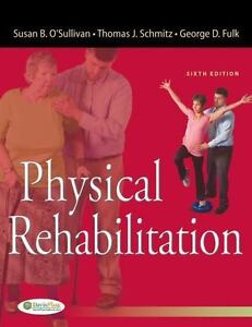 O'SULLIVAN 6e Physical Rehabilitation