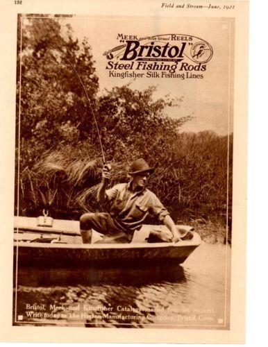 Bristol Steel Fishing Rod Ebay