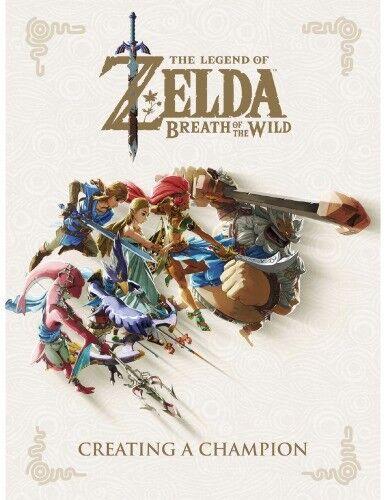 The Legend of Zelda Breath of the Wild - Creating a Champion DIGITAL PDF Edition