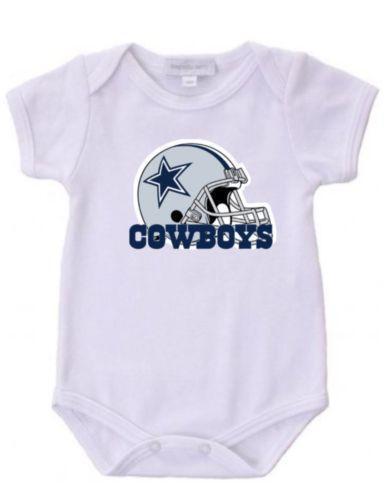 Dallas Cowboys Baby Clothes  071d306db