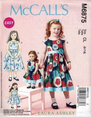 Doll Clothes Patterns Ebay