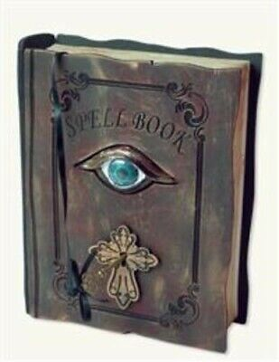 Halloween Spell Book (Victorian Trading Co Hocus Pocus Trembling Spellbook Halloween Witch Spells)