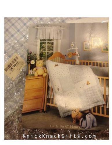 Classic Pooh Crib Bedding Ebay