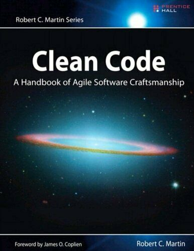 Clean Code: A Handbook of Agile Software Craftsmans by Martin, Robert 0132350882