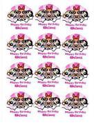 Powerpuff Girls Cake Toppers