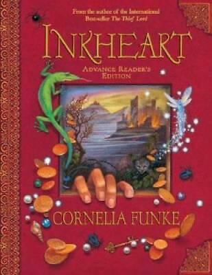 Inkheart - Hardcover By Funke, Cornelia - GOOD