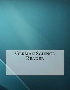 German-Science-Reader-by-Kroeh-Charles-F-Paperback