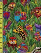 Laurel Burch Jungle Songs